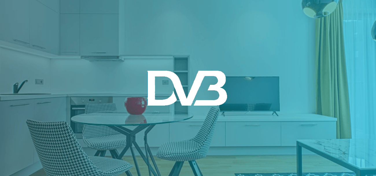 We are the DVB experts