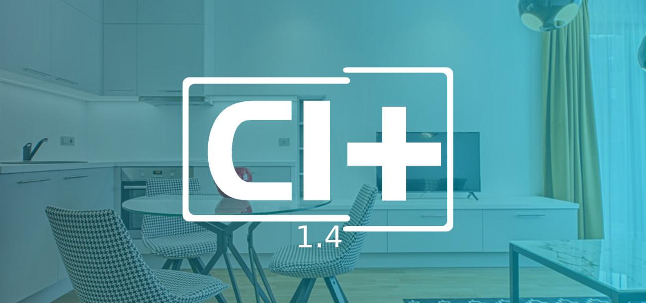 CI+ 1.4